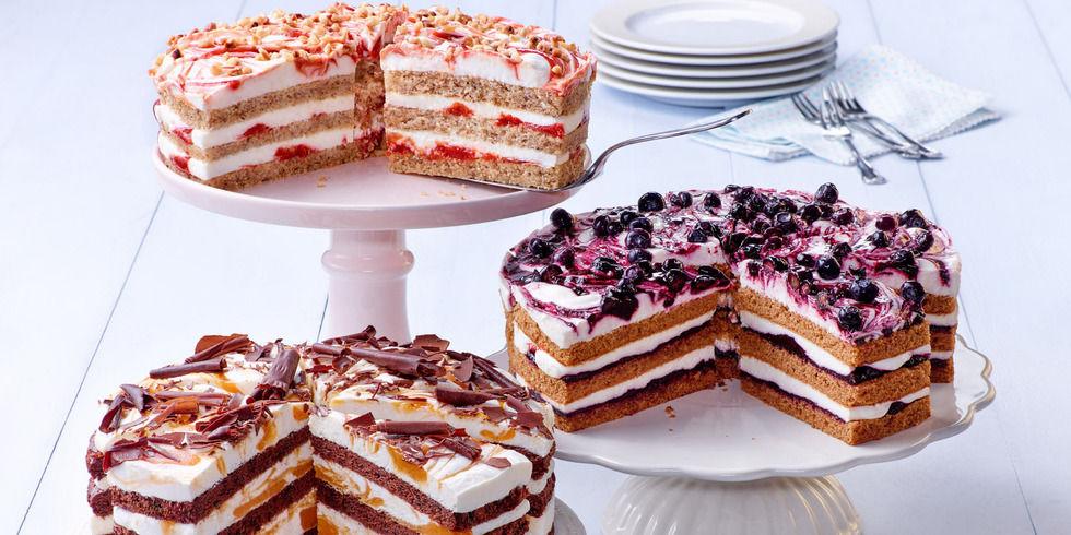 Aktuelle Themen zu Kuchen & Torten - Falstaff