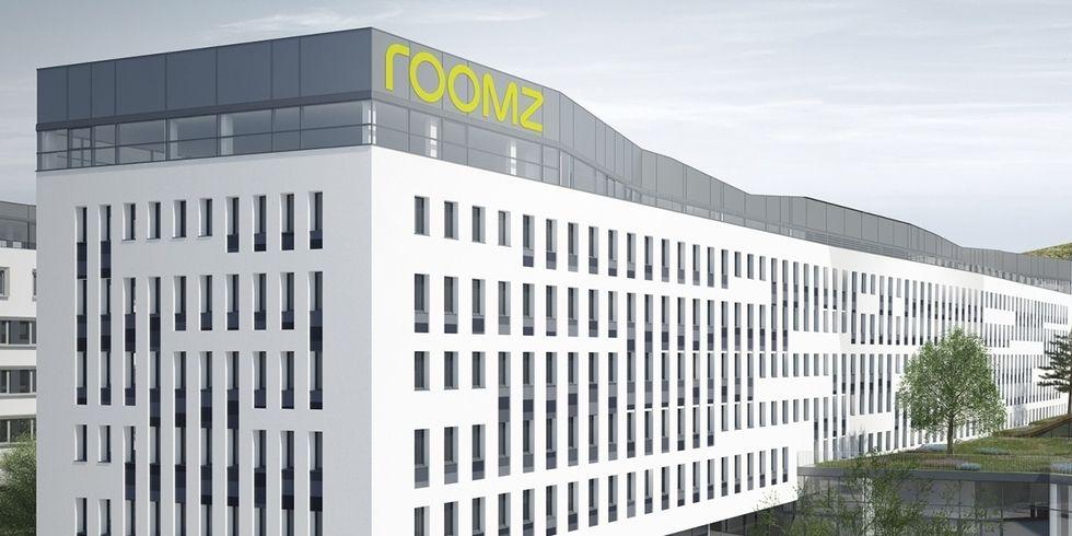 Ein Roomz Hotel Für Den Wiener Prater Allgemeine Hotel Und