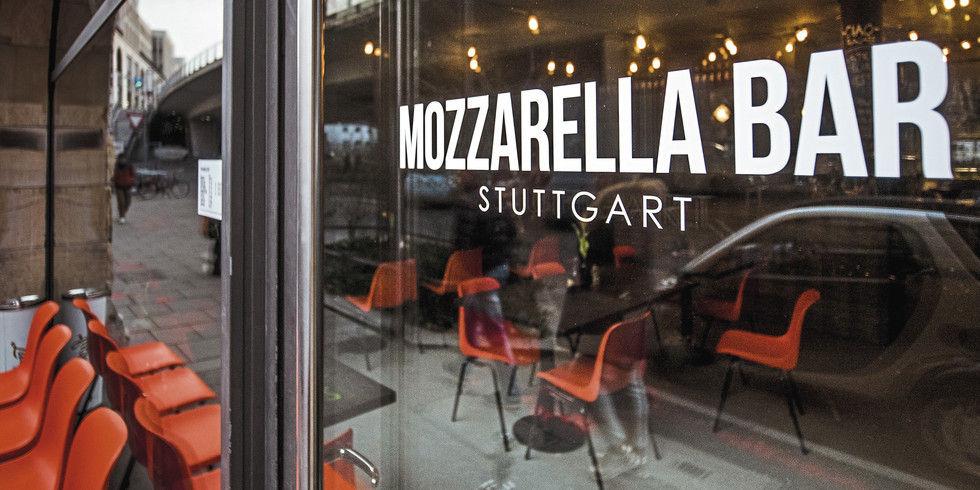 Nicht nur für Italien-Fans: Die Mozzarella Bar in Stuttgart lockt mit einer Vielfalt an Köstlichkeiten aus Italien.