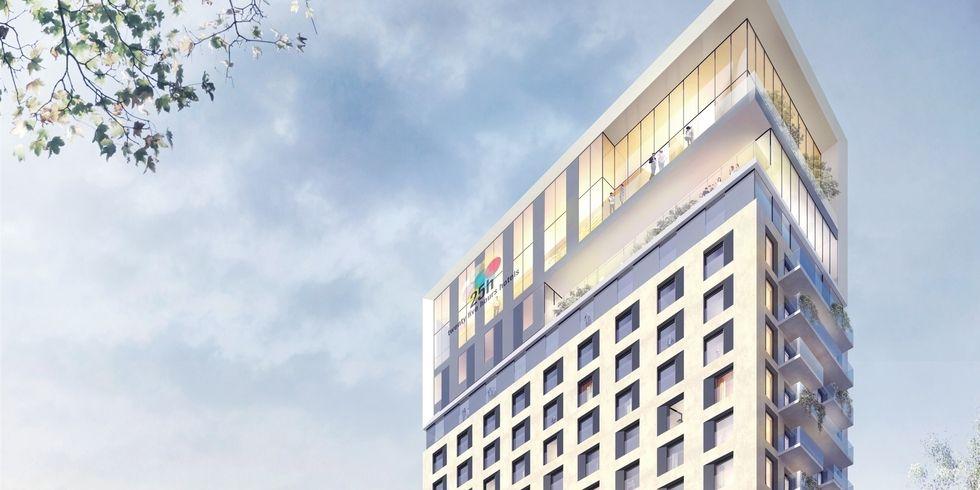 25hours d sseldorf gestartet allgemeine hotel und for Design hotel kette