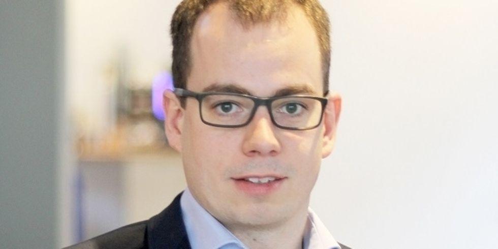 """Chief Digital Officer Constantin Rehberg:  """"Es macht für uns keinen Sinn, wenn wir Content für ein externes Portal produzieren."""""""