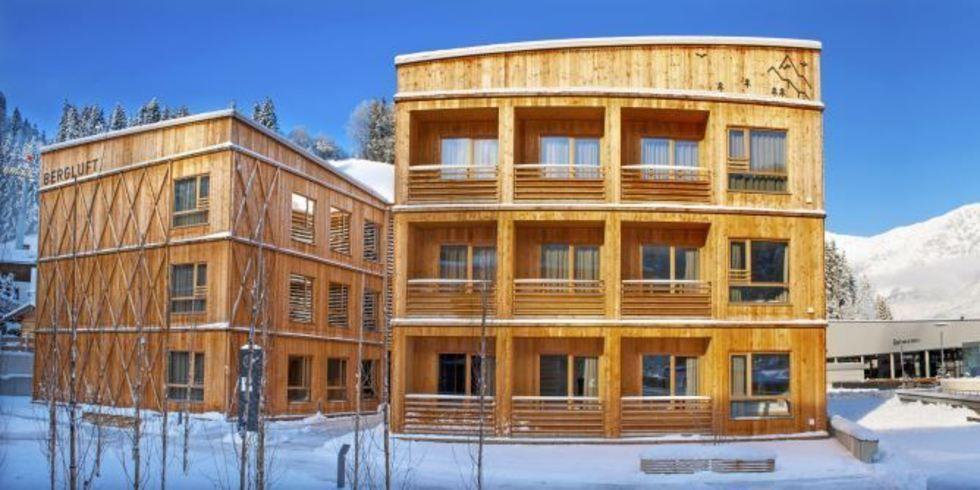Designhotel tirol lodge in ellmau gestartet allgemeine for Tirol designhotel