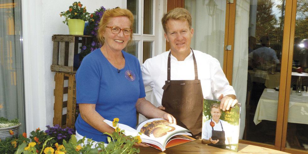 Kochbuch Zur Tv Serie Allgemeine Hotel Und Gastronomie Zeitung
