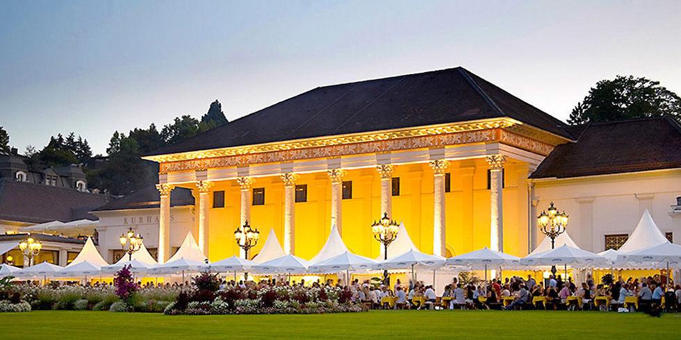 Baden Baden Kurhaus Parken