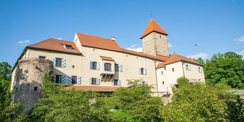 Burg Wernberg Speisekarte