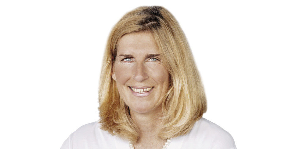 Zurück zu Hause: Hoteldirektorin Diana Nägler