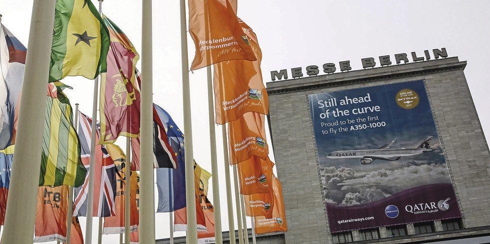 Internationale Reisemesse: Die ITB sollte am Mittwoch kommende Woche eröffnet werden