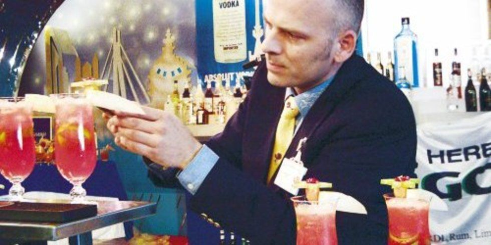 Meister der Fancy-Drinks - Allgemeine Hotel- und Gastronomie-Zeitung
