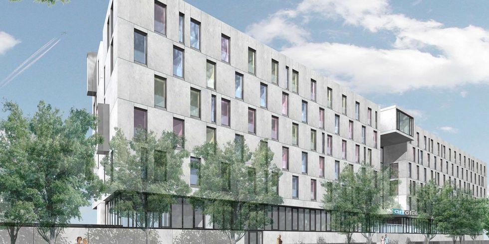 rheindampfer f rs art 39 otel cologne allgemeine hotel und gastronomie zeitung. Black Bedroom Furniture Sets. Home Design Ideas