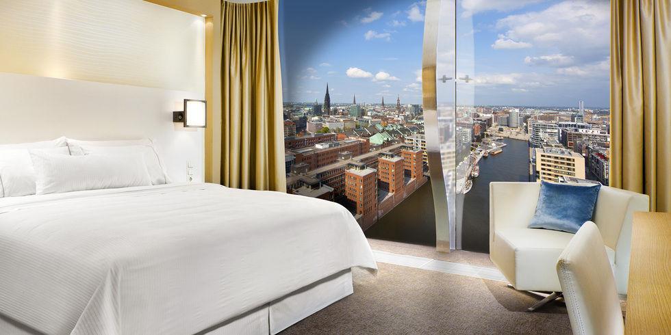 Westin Hotel zieht in Elbphilharmonie Hamburg - ahgz
