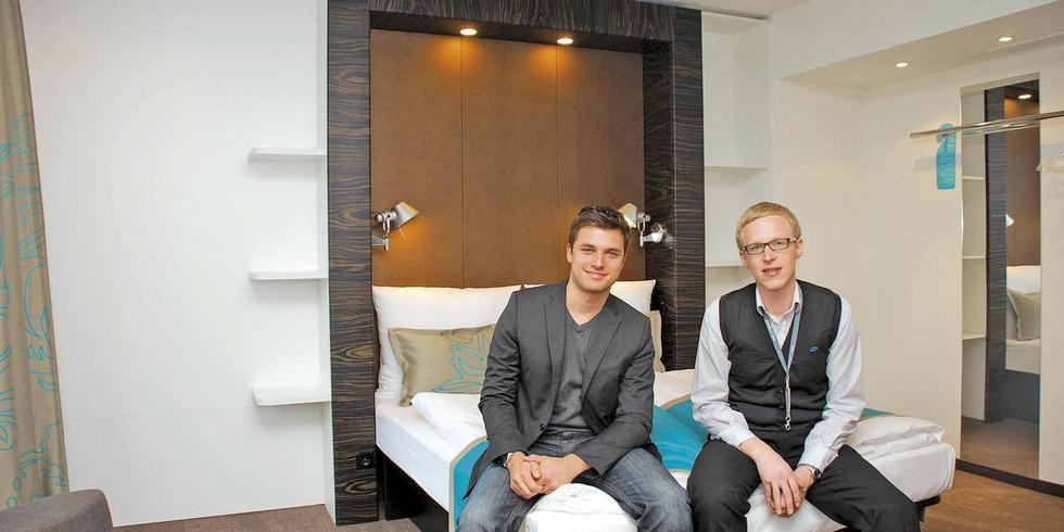 motel one am michel neu er ffnet allgemeine hotel und gastronomie zeitung. Black Bedroom Furniture Sets. Home Design Ideas