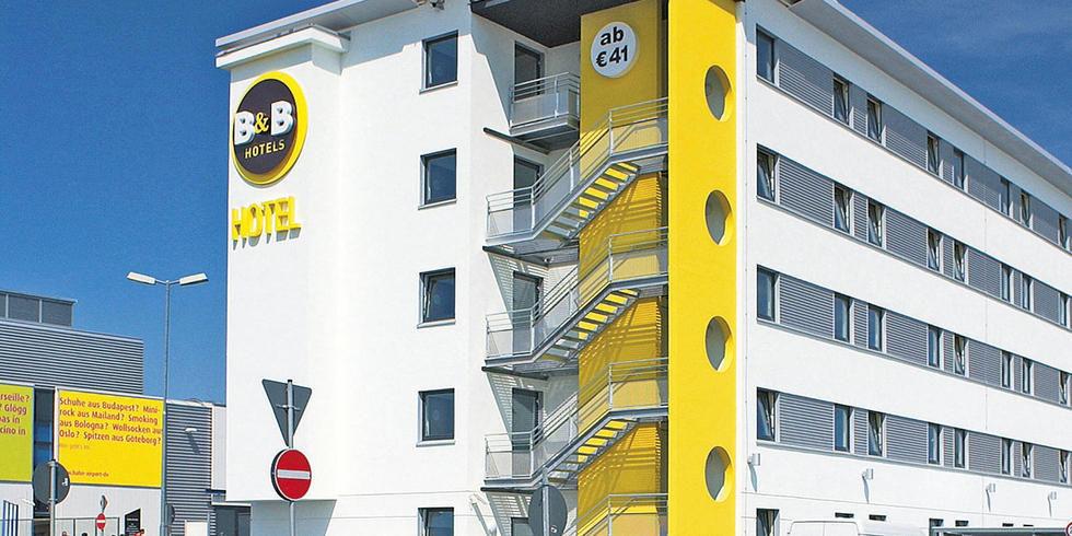 B And B Hotel Frankfurt Hahn Airport Hahn