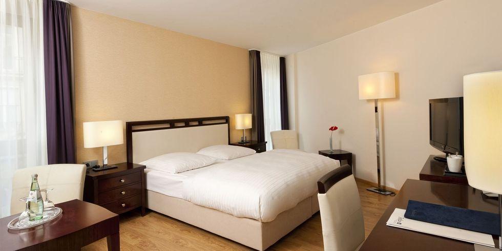 Neue zimmer im badischen hof allgemeine hotel und for Was ist ein superior zimmer