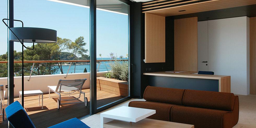 Design hotel lone in istrien er ffnet allgemeine hotel for Kroatien designhotel