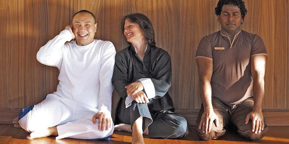 Thai massage garmisch