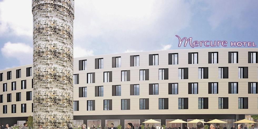 Mercure Kommt Nach Heilbronn Allgemeine Hotel Und Gastronomie Zeitung
