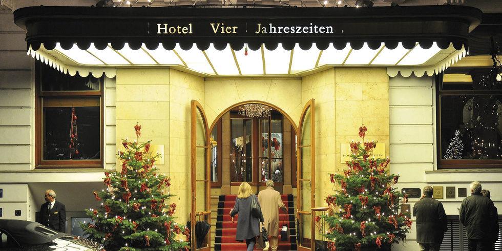 Vier Jahreszeiten Hotel Hamburg Ausbildung