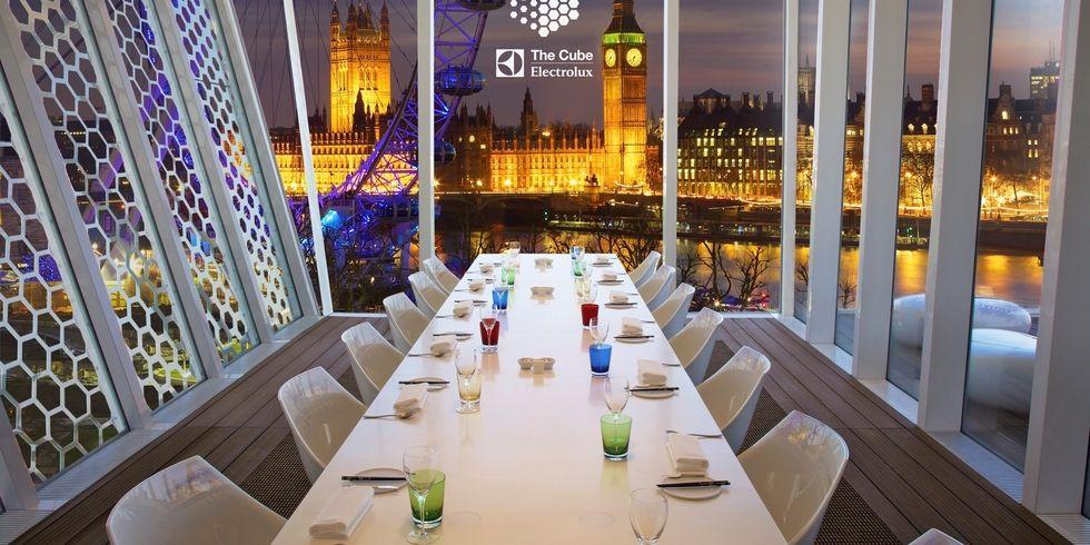Tom Kitchin Restaurant London