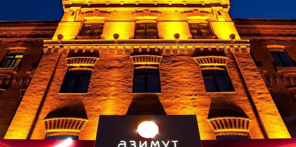 Azimut er ffnet erstes hotel in moskau allgemeine hotel for Design hotel kette