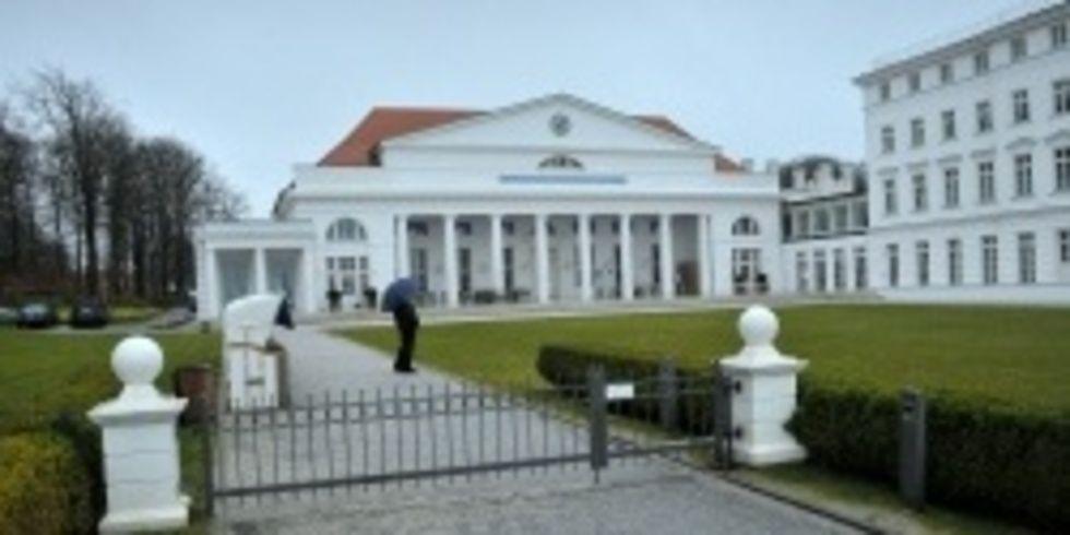 Median Kliniken Gmbh Kauft Teil Von Heiligendamm