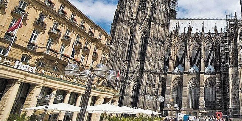 Dom Hotel Köln wird ein Althoff Haus Allgemeine Hotel