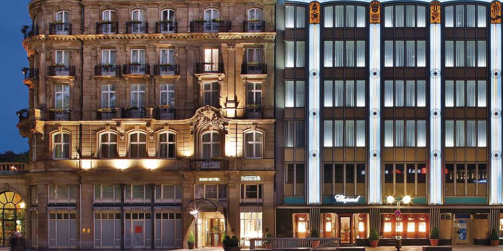 Dom Hotel Köln wird Althoff Haus Allgemeine Hotel und