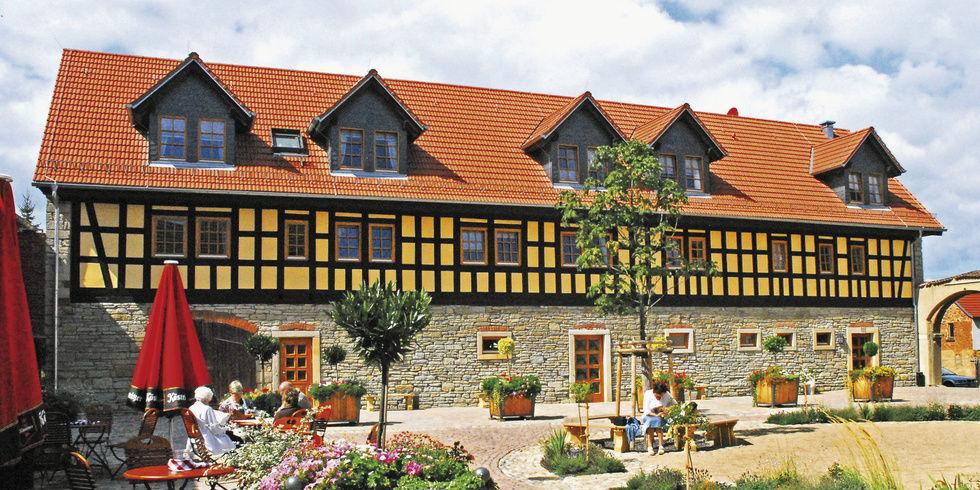 Hoteltest: Naturhotel Etzdorfer Hof - Allgemeine Hotel- und ...