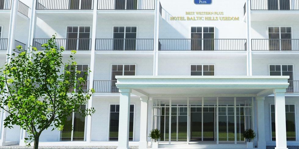 neues best western hotel startet auf usedom allgemeine hotel und gastronomie zeitung. Black Bedroom Furniture Sets. Home Design Ideas