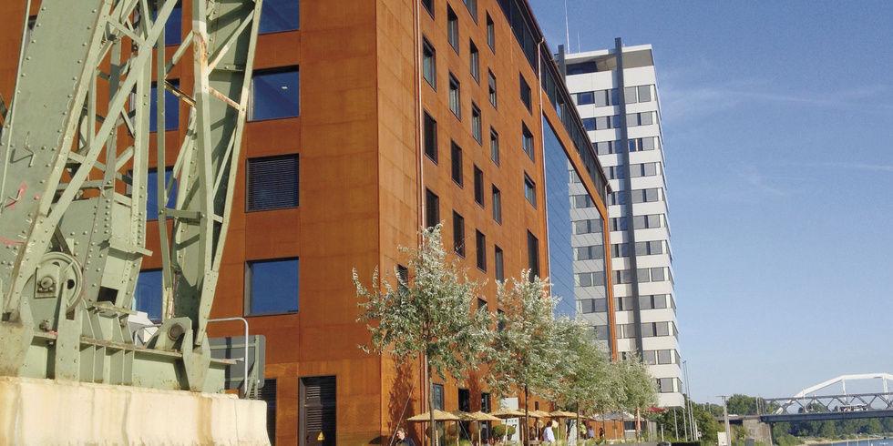 Speicher 7 hafen hotel in mannheim unter der lupe for Designhotel mannheim