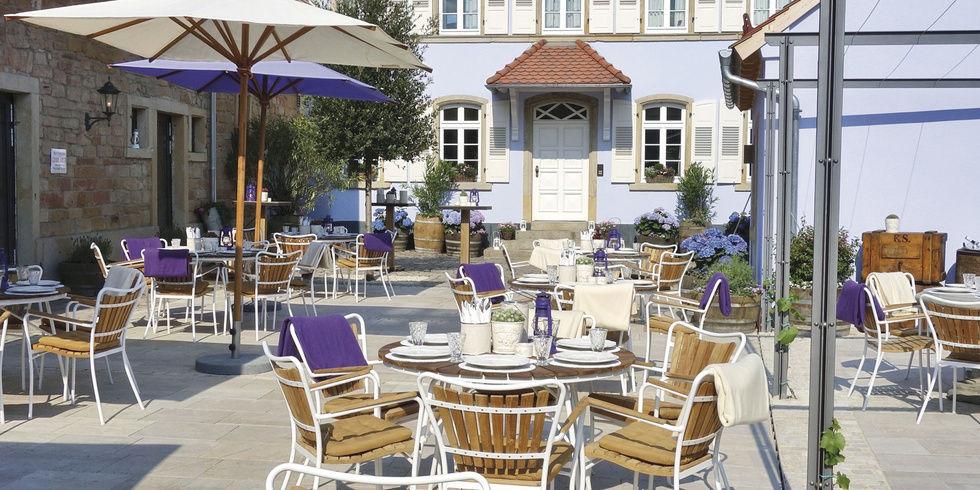 die farbe lila ist der rote faden allgemeine hotel und gastronomie zeitung. Black Bedroom Furniture Sets. Home Design Ideas