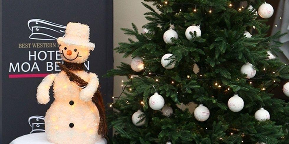 Wann Weihnachtsdeko.Thema Weihnachtsdeko Allgemeine Hotel Und Gastronomie Zeitung