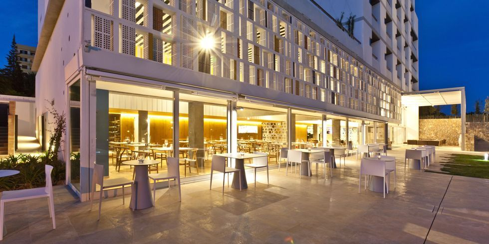 Neues designhotel auf mallorca allgemeine hotel und for Neue design hotels