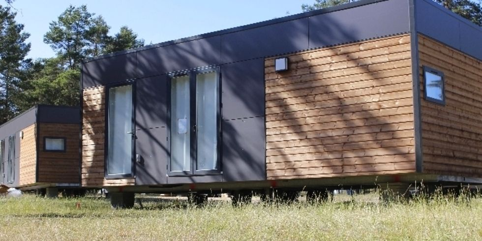 Tropical islands vermietet mobile homes allgemeine hotel und gastronomie zeitung - The mobile house on the unstable island ...