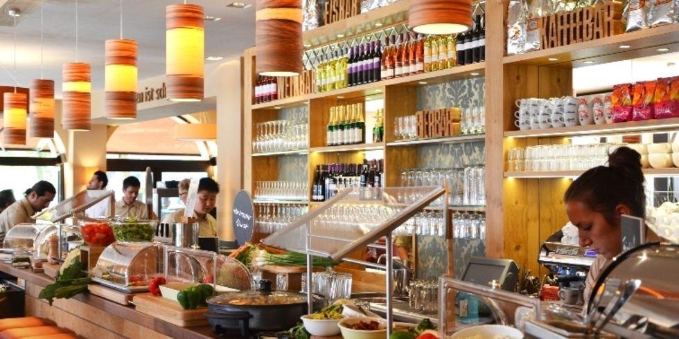 Alex plant Restaurant in Mülheim - Allgemeine Hotel- und Gastronomie ...