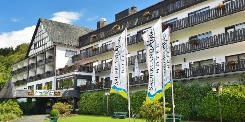 Hotels Sauerland  Sterne