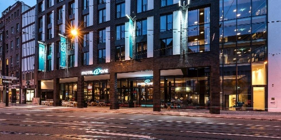 motel one startet hotel in bremen allgemeine hotel und gastronomie zeitung. Black Bedroom Furniture Sets. Home Design Ideas