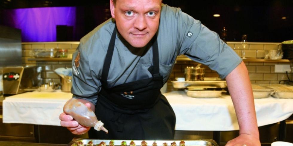 Bernhard S Kitchen Menu
