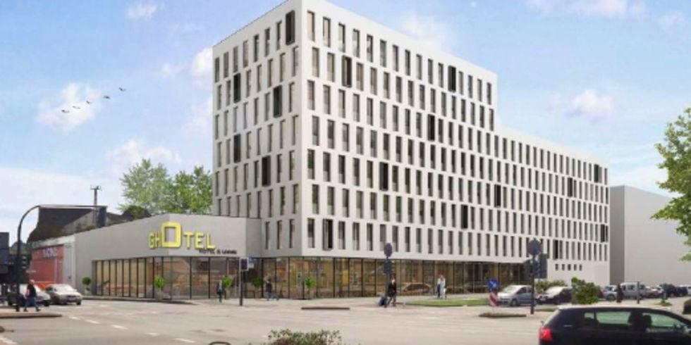 Ghotel hotel living kommt nach essen allgemeine hotel for Essen design hotel