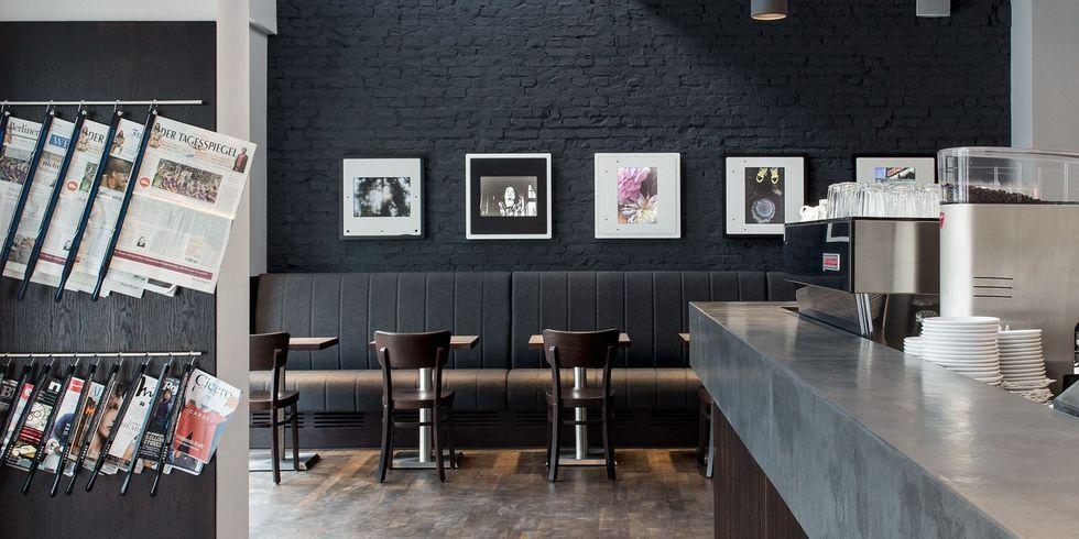 caras gourmet caf w chst allgemeine hotel und gastronomie zeitung. Black Bedroom Furniture Sets. Home Design Ideas