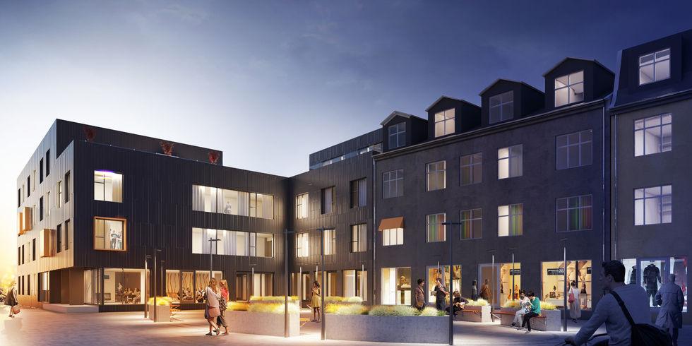 Erstes canopy hotel in reykjavik geplant allgemeine for Design hotel kette