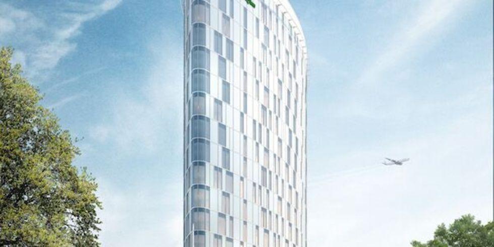 hamburg bekommt ein neues 297 zimmer hotel allgemeine hotel und gastronomie zeitung. Black Bedroom Furniture Sets. Home Design Ideas
