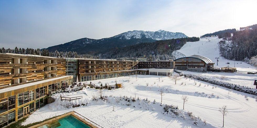 Falkensteiner will drei hotels verkaufen allgemeine for Hotel pralognan la vanoise piscine