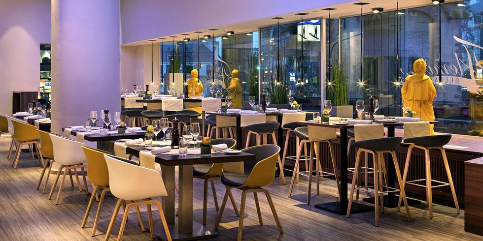 restaurant lux startet im fleming 39 s deluxe hotel allgemeine hotel und gastronomie zeitung. Black Bedroom Furniture Sets. Home Design Ideas
