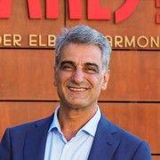 Osvaldo Ferilli leitet zwei Restaurants der Louis C. Jacob-Familie
