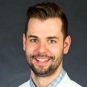 Tim Woitaske ist Head Chef im Scandic Hamburg Emporio