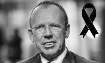 Verstorben: Jürgen Wirtz erlag einer kurzen schweren Krankheit