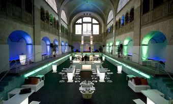 Neorenaissance-Bau: Die AHGZ-Design-Talks finden im Berliner Stadtbad Oderberger statt