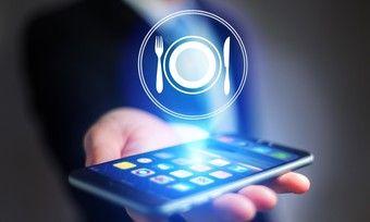 Für viele Gäste schon selbstverständlich: Essen per Smartphone bestellen