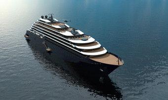 Sticht in See: Die Kreuzfahrtschiffe der Luxushotelmarke Ritz-Carlton