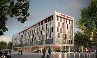 Erfolgsmarke: Das Mittelklasse-Konzept Intercity, hier das Haus in Duisburg, ist weiter auf Erfolskurs